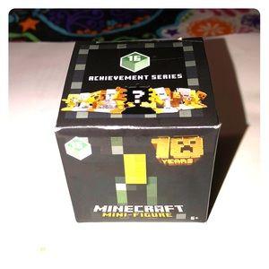 Minecraft mini-figures set
